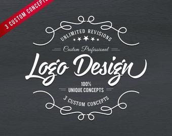 Rush My LogoLogo Design Construction Logo Creative Company Graphic Business Ooak Designer