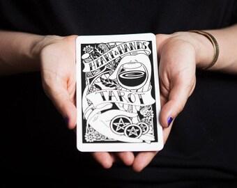 Heart & Hands Tarot Deck
