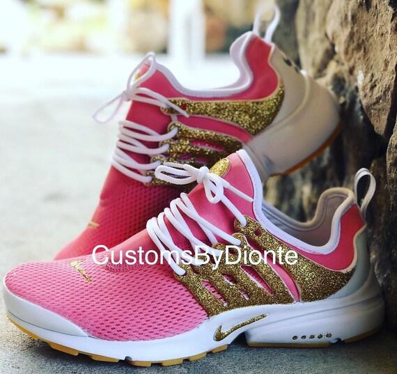 Custom Women Nike Presto   Etsy