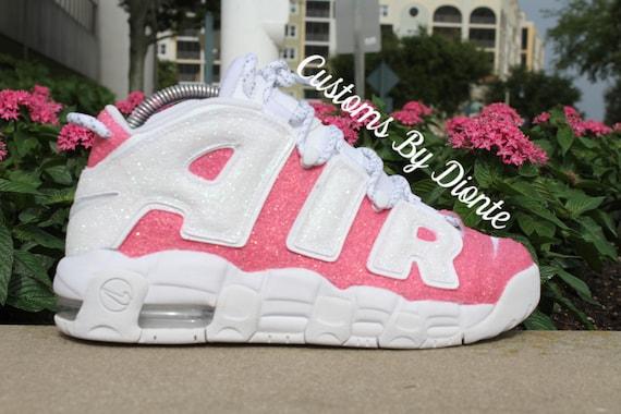 Glittler Custom Nike Air Uptempo | Etsy