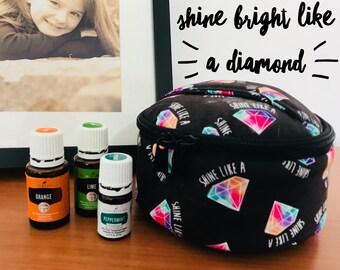 Essential Oils Bag - Shine Like a Diamond