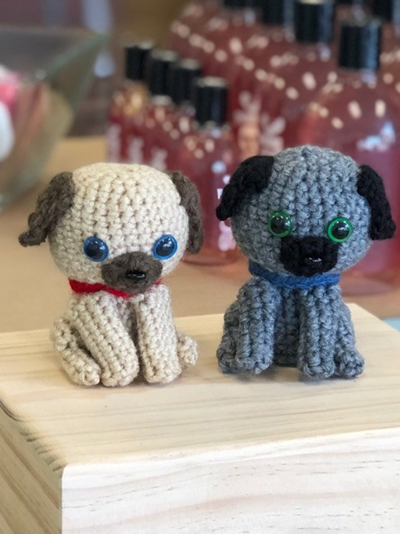 Puppy Dog Pals Crochet Pattern image 0