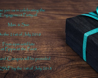 Wedding / Engagement / Party Invitations