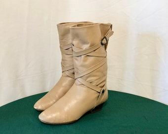 4166ab2c08d12 Mid calf boots | Etsy