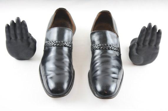 Size 14 Vintage Shoes-Vintage Men Shoes-Men Vintag
