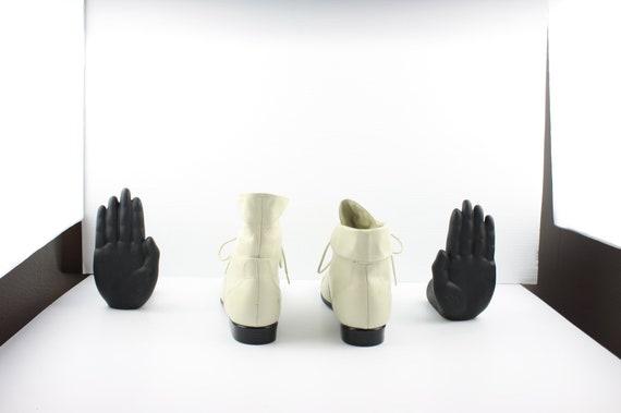 Size 8.5 Boots-Vintage Women's Maine Woods Boots-… - image 6