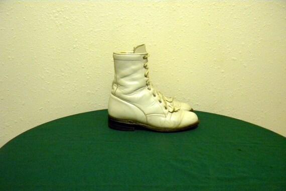Justin boots. Vintage boots. Women boots,Sz 5.5c V