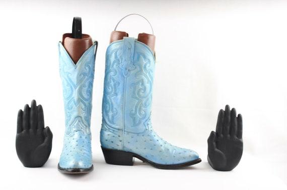 Vintage Boots-Size 6.5 Boots-Cowboy Boots-Women Co