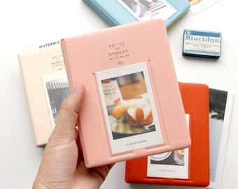 Instax mini Album, Polaroid photo Album, Album For 64 + 1 instax Mini Films