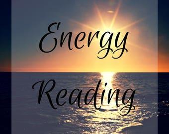 Energy Reading