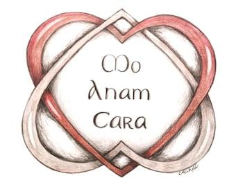 Mo Anam Cara print