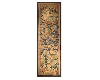 18th Century Aubusson Tapestry Wall Panel
