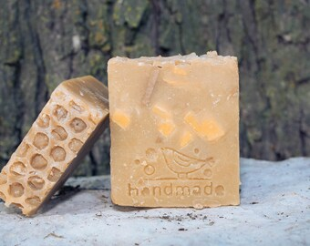 Beeswax and Honey Soap