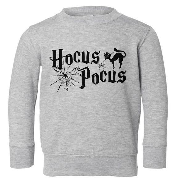 Halloween Fleece Hocus Pocus Sweatshirt