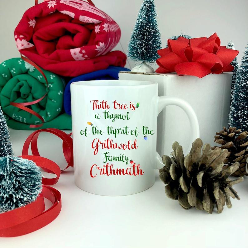 Funny Christmas Vacation Quotes Cup  Family Christmas Mug  Funny Saying  Christmas Vacation  Christmas Mug  Ceramic Mug  Gift