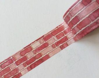 20mm x 5M washi masking tape - wall