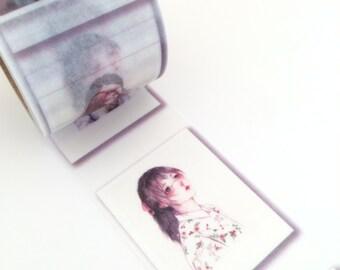 35mm x 7M washi masking tape - Maiden, photo (N7D)