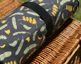 Into the Jungle Collection - Just a Bit Tropical Picnic Blanket
