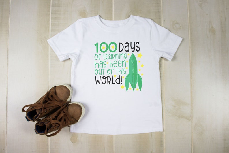 100 days of learning spaceship