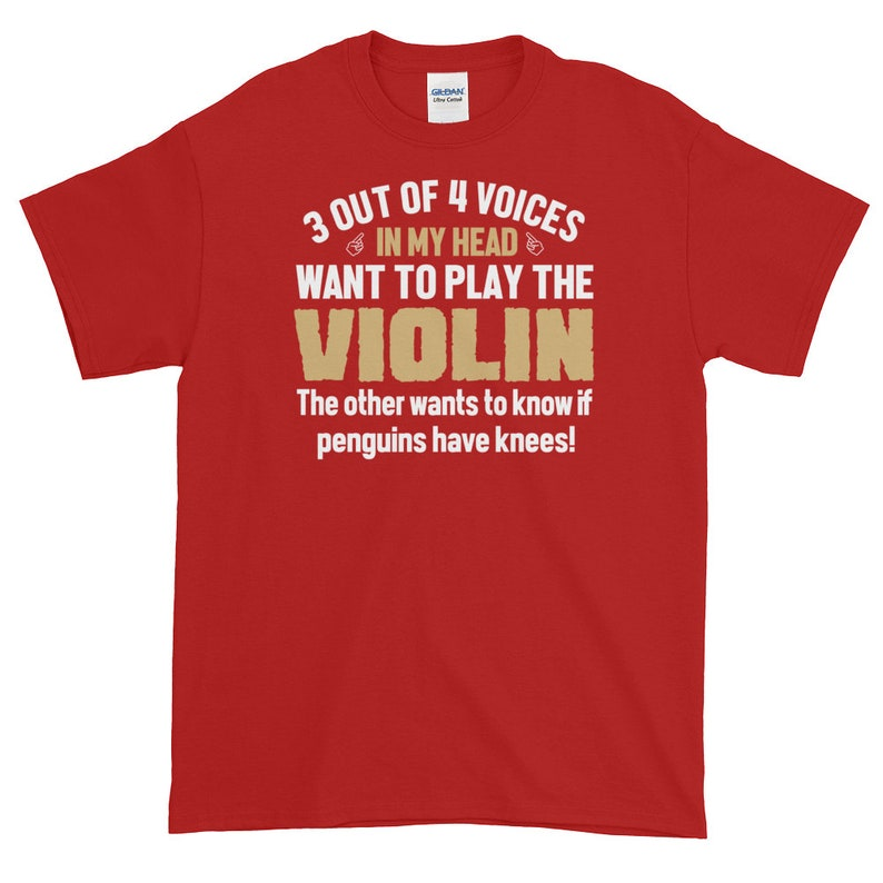 85444258 Violin Lover Tee Violinist Shirt Musician Gift Violin Teacher | Etsy