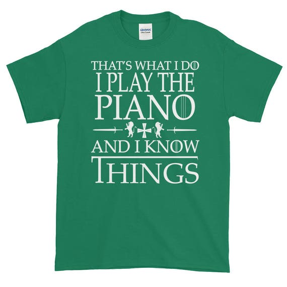 05679b5c Piano Player Shirt Pianist T shirt Pianist Gift Gift For   Etsy