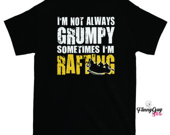 Rafting T-shirt - Gift For Rafing Lovers - Rafting Gift