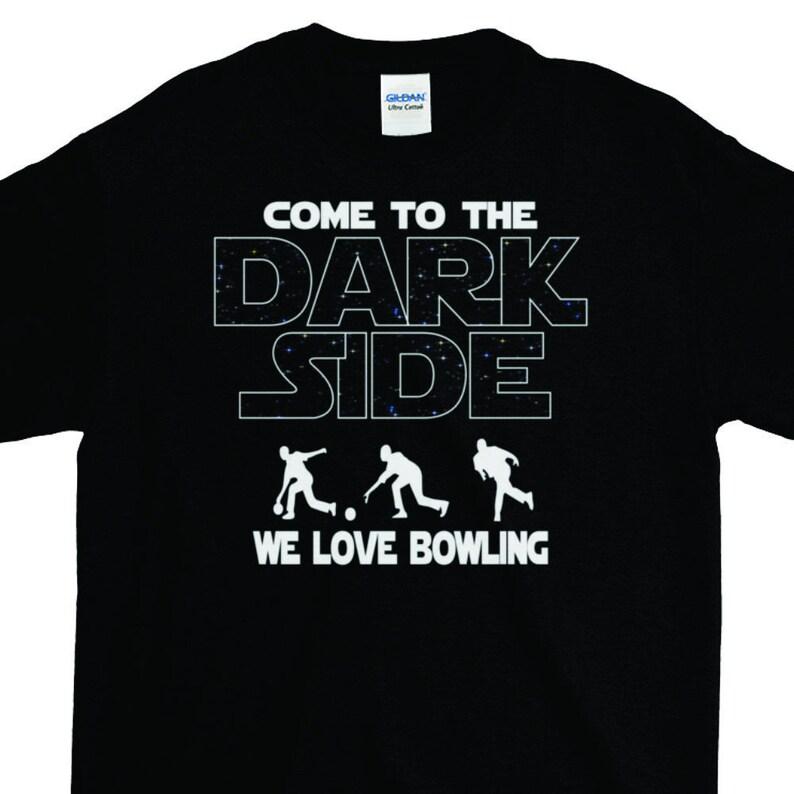 fefb0e7b Bowling T shirt Bowling Shirt Funny Bowling Tee Bowling Lover | Etsy