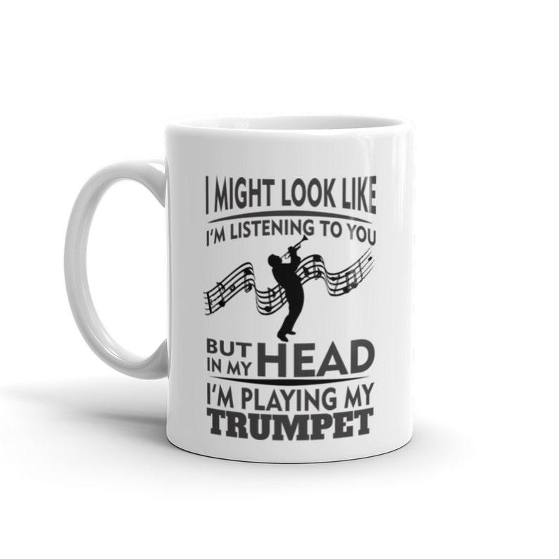 Trompete Becher Musiker Geschenk Geschenk Fur Musiker Musik Etsy