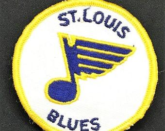 St. Louis Blues Patch