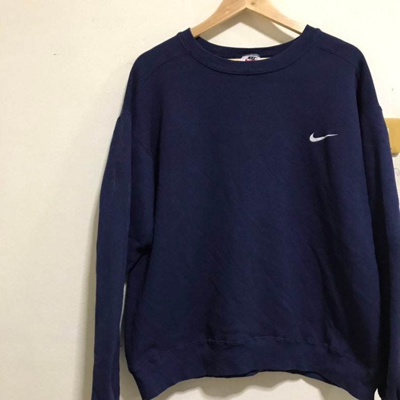 Retro Nike grey sweatshirt  size XL (fits L XL)  condition