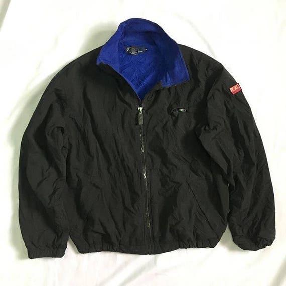 Polo Vintage Patch Hi Tech Ml Snow Lauren Jacket By 90s Beach Stadium Pwing Arm Sport Ralph Size qpVGLSUzM
