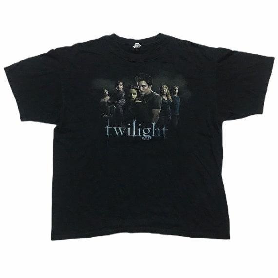 Early Y2K Vampire Twilight T shirt movie flim