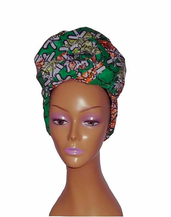 8db17386e African Head Wrap Scarves /African Hair Wraps/ African Head | Etsy