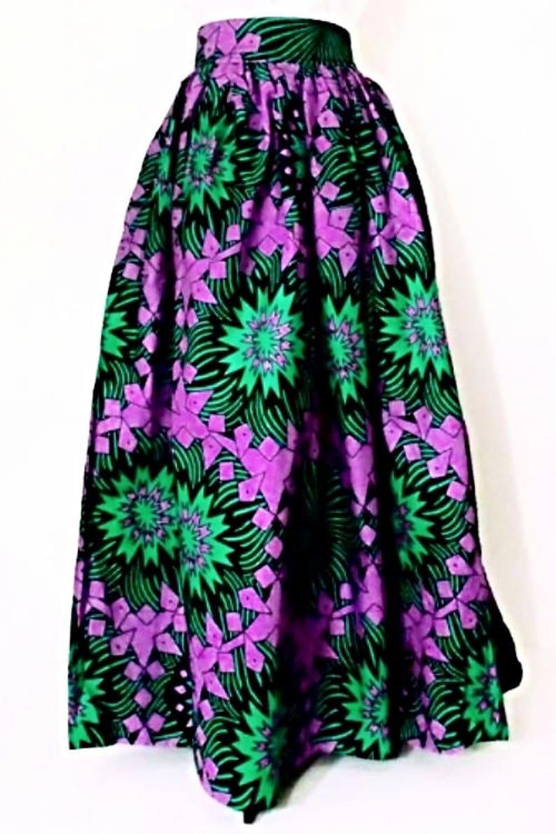 e3a62f62cf5b Pictures Of Ankara High Waist Skirts – DACC