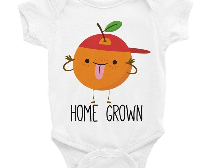 Baby Onepiece, Cute Baby Onepiece, Baby Nappy, Infant Onepiece, Organic Baby clothes, Cute Baby One-piece, baby onepiece outfit, Home Grown