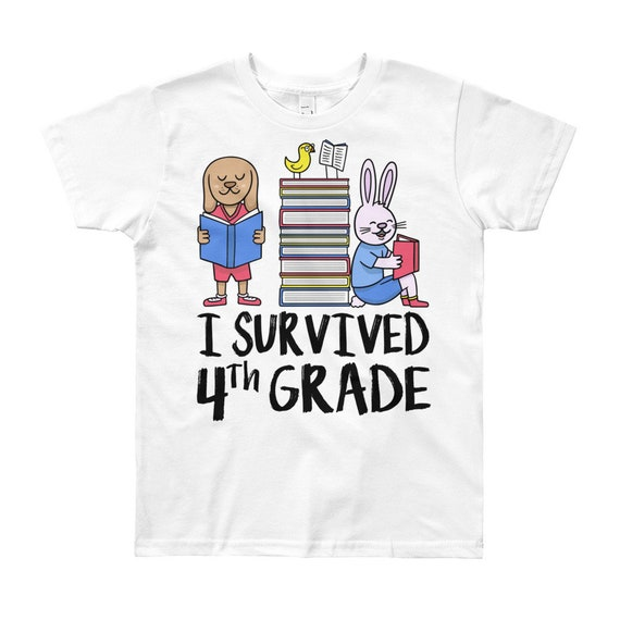 4th grade shirt, last day of school, first day of school, back to school, 1st day of school, end of year, first and last day, last day of