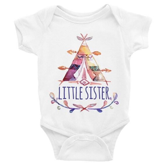 Little Sister romper, Little Sister, Little Sister Shirt, Sisters Shirts, Little Sister Gift, Baby Shower Gift, Newborn Baby Gift, Baby Sis