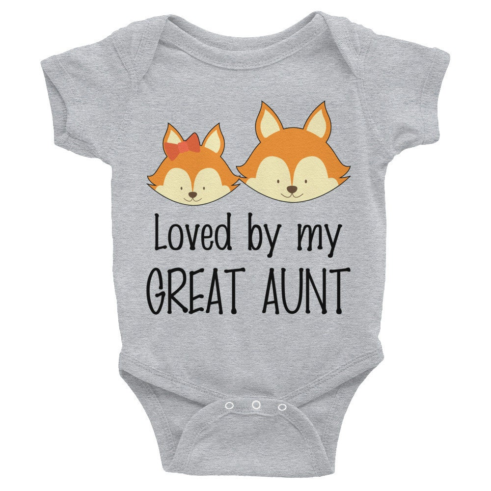 40a41fa92 baby bodysuit, baby gift, my aunt loves me, aunt Bodysuit, auntie snapsuit,  aunt shirts, Baby clothes, baby shower gift, baby girl clothes