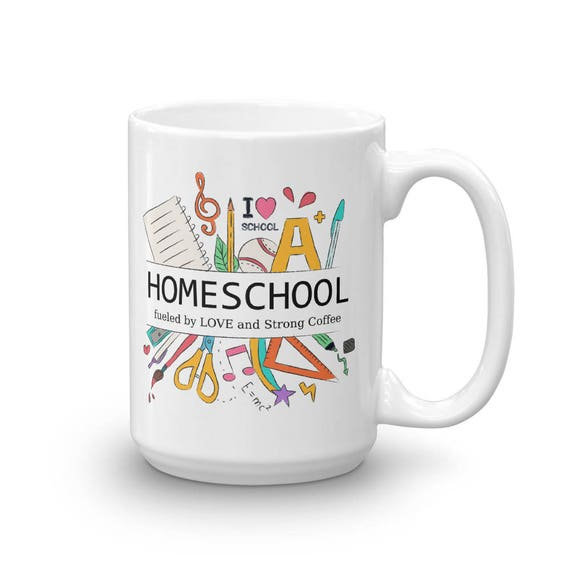 Homeschool Mug, Homeschooling Mom, Homeschool Gift, Mama Mug, Mom Mug, Funny Mug,Homeschool, Funny Mom Mug, Funny Mama Mug, Mom Gift