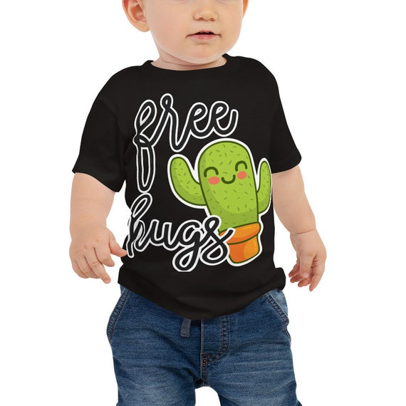 Cactus  Baby Shirts, Cacti Baby Jersey Short Sleeve Tee, Cactus Shirt, Newborn Girl Outfit, Baby Girl Coming Home Outfit, Baby Shower Gift
