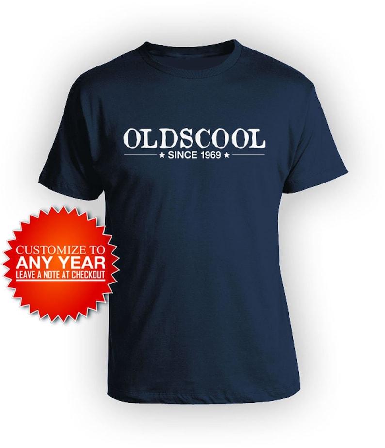 50th Birthday T Shirt Custom Present
