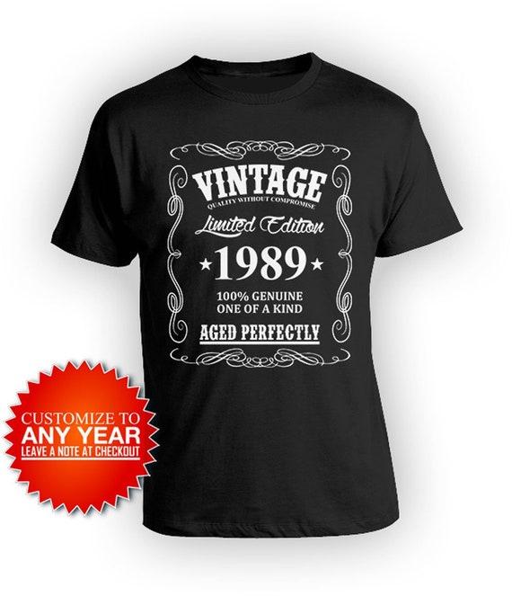 Funny Birthday Shirt 30th Gift Idea For Him Bday T