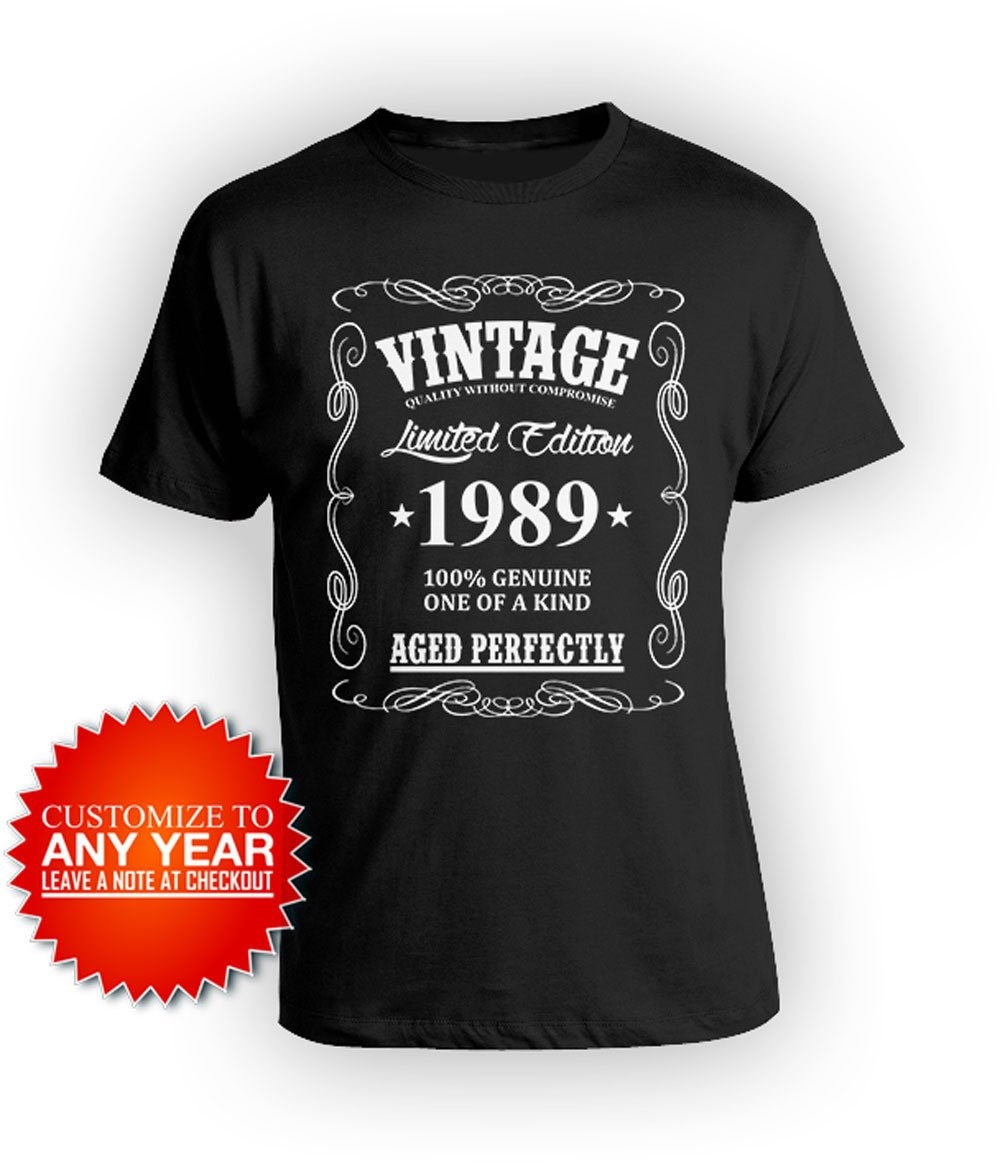 Funny Birthday Shirt 30th Gift Idea For Him Bday T