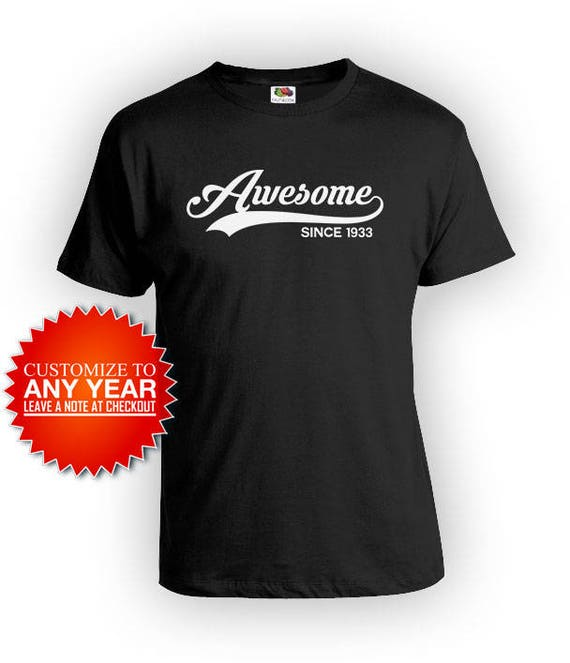 Funny Birthday T Shirt 85th Gifts For Him Bday