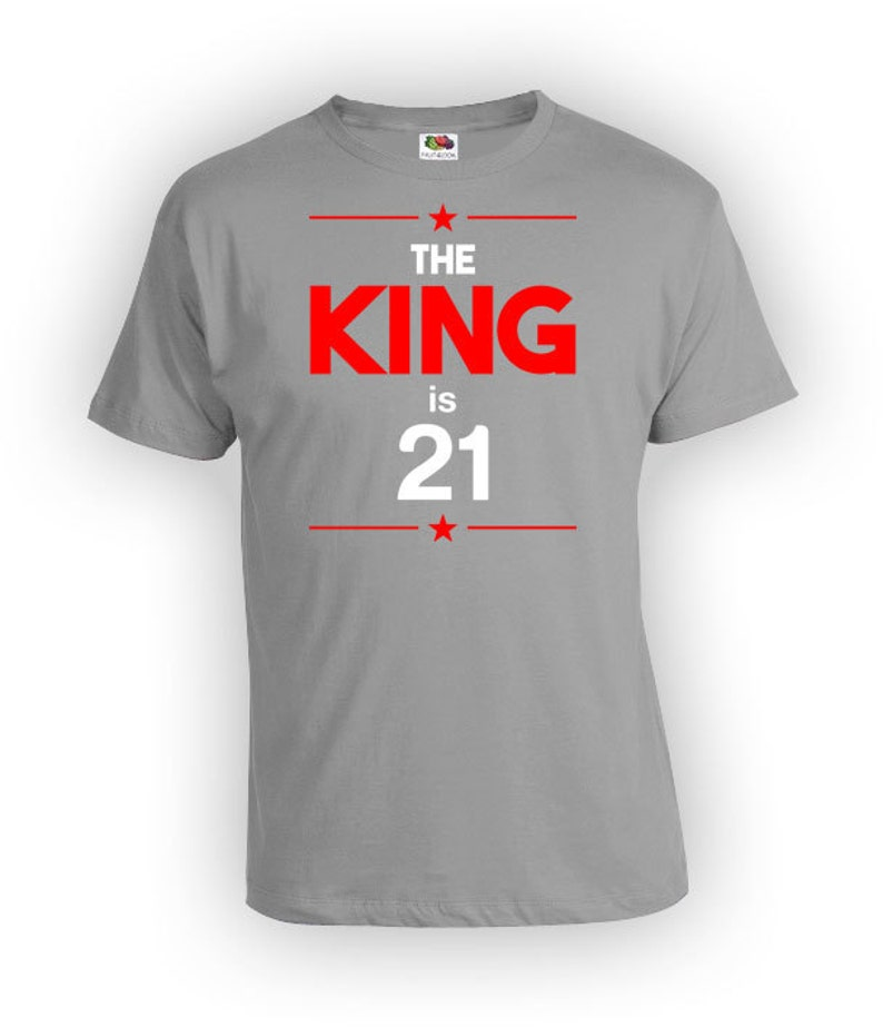 21st Birthday Shirt Bday Gift Ideas For Men Custom T