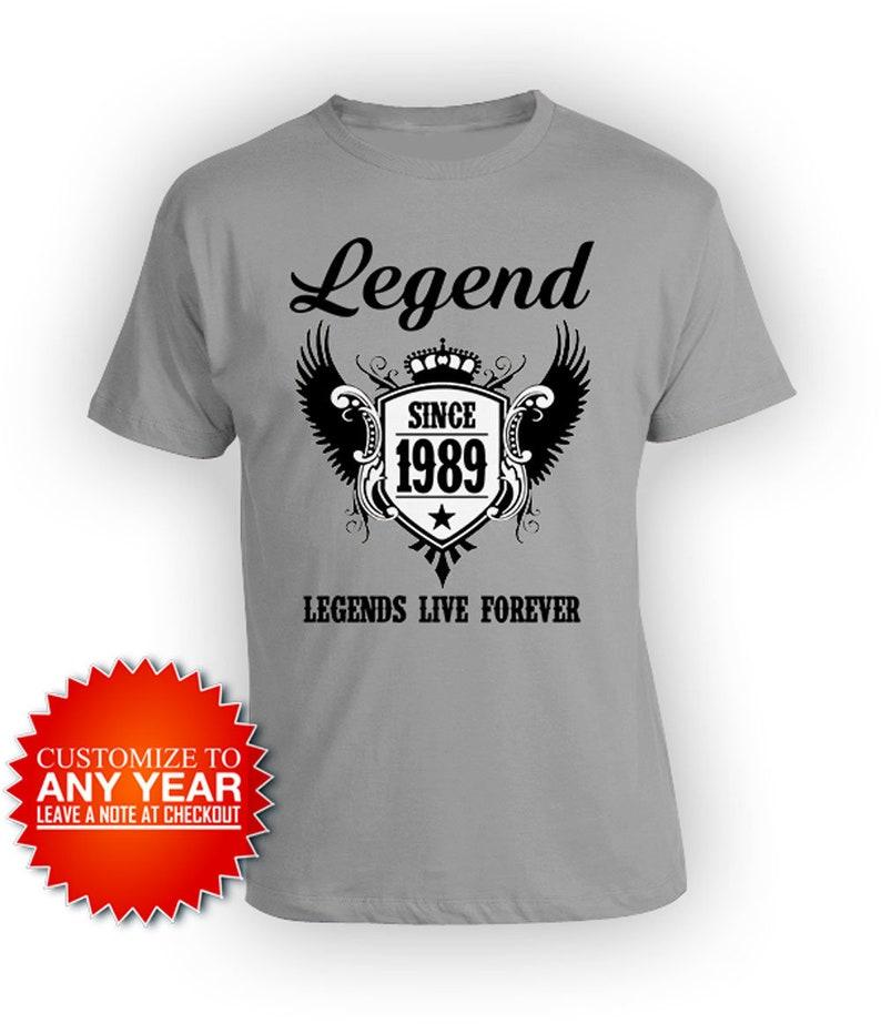 30th Birthday T Shirt Gift Ideas For Men Custom