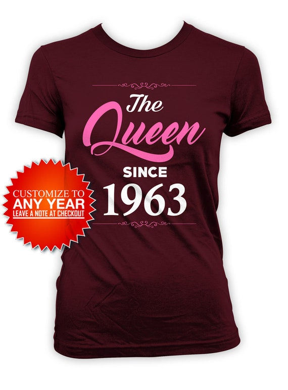 Funny Birthday T Shirt 55th Gifts Ideas For Mom