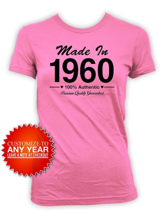 - Tutte Le Taglie Tshirt Compleanno Nata nel 1970 Vintage Quality Edizione Limitata Idea Regalo Eventi
