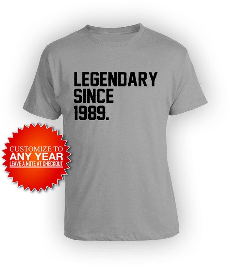 30th Birthday Shirt For Him Bday Gift Ideas Custom T