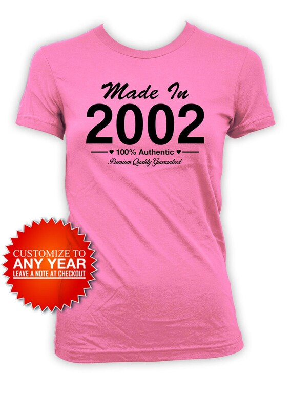 Geburtstag Farbe pink,Happy Birthday Geburtstagsshirt NEU,Damen T-Shirts zum 18